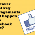 The 4 Engagements on Facebook Posts