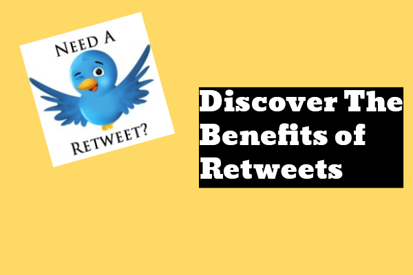 Twitter Tip: Benefits of Retweets